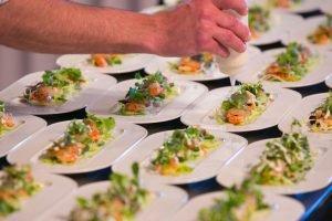 Catering bedrijfsfeest