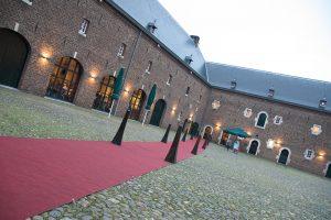 Trouwen in Kasteel Hoensbroek