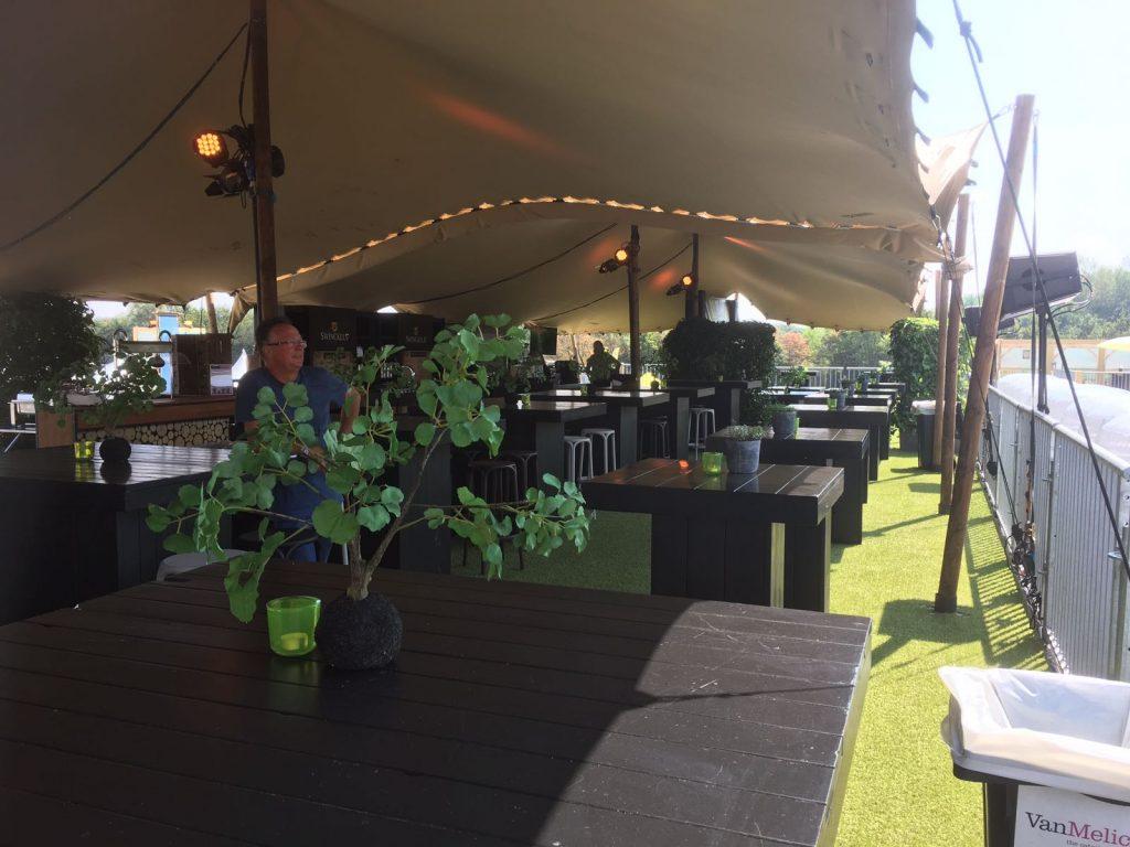 Catering voor festivals